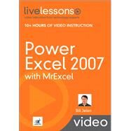 Power Excel 2007 with MrExcel (Video Training) by Jelen, Bill, 9780789738257