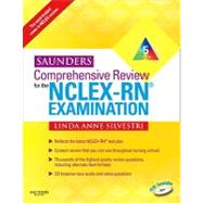 Saunders Comprehensive Review for the NCLEX-RN Examination (Book with CD-ROM) by Silvestri, Linda Anne, 9781437708257