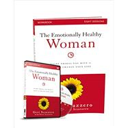 The Emotionally Healthy Woman by Scazzero, Geri; Scazzero, Peter (CON), 9780310828259
