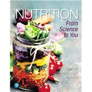 Nutrition From Science to You by Blake, Joan Salge; Munoz, Kathy D.; Volpe, Stella, 9780134668260