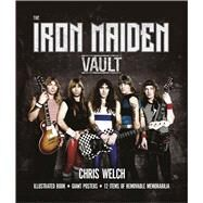 The Iron Maiden Vault by Welch, Chris, 9781780978260