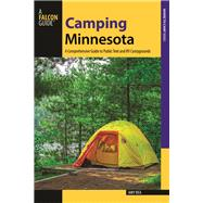Falcon Guide Camping Minnesota by Rea, Amy C., 9781493008261