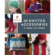 Interweave Favorites: 25 Knitted Accessories to Wear and Share by Korleski, Allison; Smith, Erica, 9781620338261