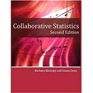Collaborative Statistics 2nd edition (Product ID 21155667) by Barbara Illowsky, 8780000128264