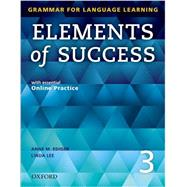 Elements of Success Student Book 3 by , 9780194028264