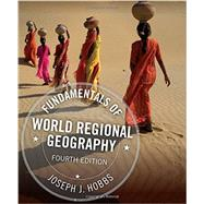Fundamentals of World Regional Geography by Hobbs, Joseph J., 9781305578265