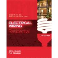 Electrical Wiring Residential by Mullin, Ray C.; Simmons, Phil, 9781435498266