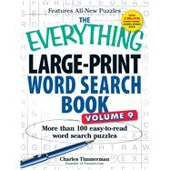 The Everything Word Search Book by Timmerman, Charles, 9781440588266