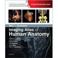Weir & Abrahams' Imaging Atlas of Human Anatomy by Spratt, Jonathan D., 9780723438267