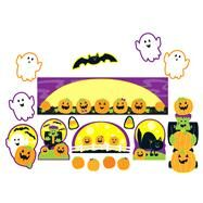 Halloween Bulletin Board Set by Carson-Dellosa Publishing Company, Inc., 9781483828268
