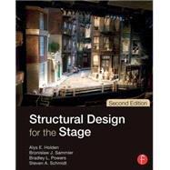 Structural Design for the Stage by Holden; Alys E., 9780240818269