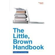 The Little Brown Handbook by Fowler, H. Ramsey; Aaron, Jane E., 9780321988270
