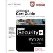 CompTIA Security+ SY0-301 Cert Guide, Deluxe Edition by Prowse, David L., 9780789748270
