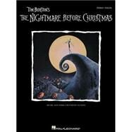 Tim Burton's the Nightmare Before Christmas : Piano Book by Elfman, Danny, 9780793528271