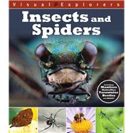 Insects and Spiders by Barrons Juveniles, 9781438008271