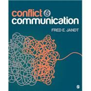 Conflict and Communication by Jandt, Fred E., 9781506308272