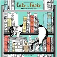 Cats in Paris by Jang, Won-sun, 9780399578274