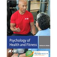 Psychology of Health and Fitness by Brehm, Barbara A., 9780803628274