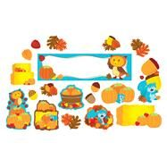 Fall Mini Bulletin Board Set by Carson-Dellosa Publishing Company, Inc., 9781483828275