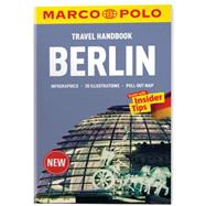 Marco Polo Travel Handbook Berlin Potsdam by Marco Polo, 9783829768276