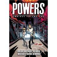 Powers Omnibus Vol. 1 by Bendis, Brian Michael; Oeming, Michael Avon, 9780785198277