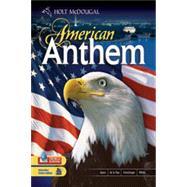 American Anthem 9780030778278N