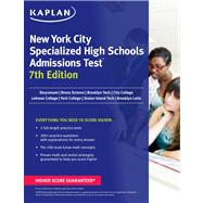 Kaplan New York City Specialized High School Admissions Test by Kaplan, 9781609788278