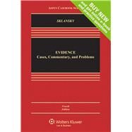 Evidence Cases, Commentary, and Problems by Sklansky, David Alan, 9781454868279