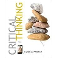 Critical Thinking by Moore, Brooke Noel; Parker, Richard, 9780078038280