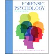 Forensic Psychology by Pozzulo, Joanna, 9780133098280