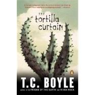 The Tortilla Curtain by Boyle, T. Coraghessan, 9780140238280