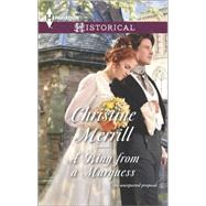 A Ring from a Marquess by Merrill, Christine, 9780373298280