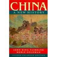 China by Fairbank, John King, 9780674018280