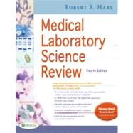 Medical Laboratory Science Review (Book with CD-ROM) by Harr, Robert, 9780803628281
