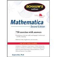 Schaum's Outline of Mathematica, 2ed by Don, Eugene, 9780071608282