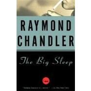 The Big Sleep by CHANDLER, RAYMOND, 9780394758282