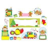 Holiday Fun Bulletin Board Set by Carson-Dellosa Publishing Company, Inc., 9781483828282