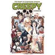 Creepy Comics 4 by Dark Horse Books, 9781616558284