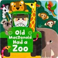 Old Macdonald Had a Zoo by Parragon, 9781472378286