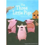 First Readers Three Little Pigs by Parragon, 9781474808286
