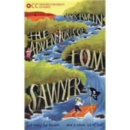The Adventures of Tom Sawyer by Twain, Mark, 9780192738288