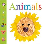 Little Alphaprints: Animals by Priddy, Roger, 9780312518288
