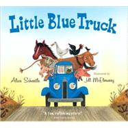 Little Blue Truck Board Book by Schertle, Alice, 9780547248288