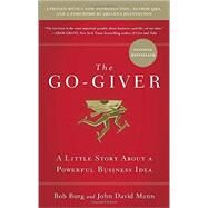 The Go-Giver by Burg, Bob; Mann, John David, 9781591848288