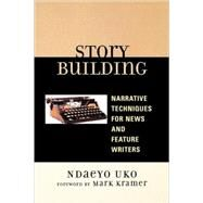 Story Building by Uko, Ndaeyo, 9780761838289
