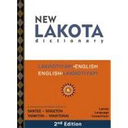 New Lakota Dictionary (SKU: L035) by Lakota Language Consortium; Ullrich, Jan F., 9780976108290