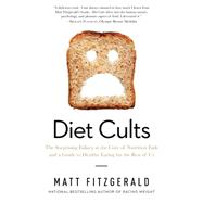 Diet Cults by Fitzgerald, Matt, 9781605988290