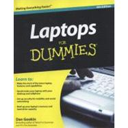 Laptops For Dummies ® , 4th Edition