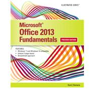 Microsoft Office 2013 Illustrated Fundamentals by Hunt, Marjorie S.; Clemens, Barbara, 9781285418292