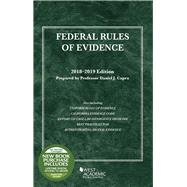 Federal Rules of Evidence, With Faigman Evidence Map, 2018-2019 Edition by Capra, Daniel, 9781640208292